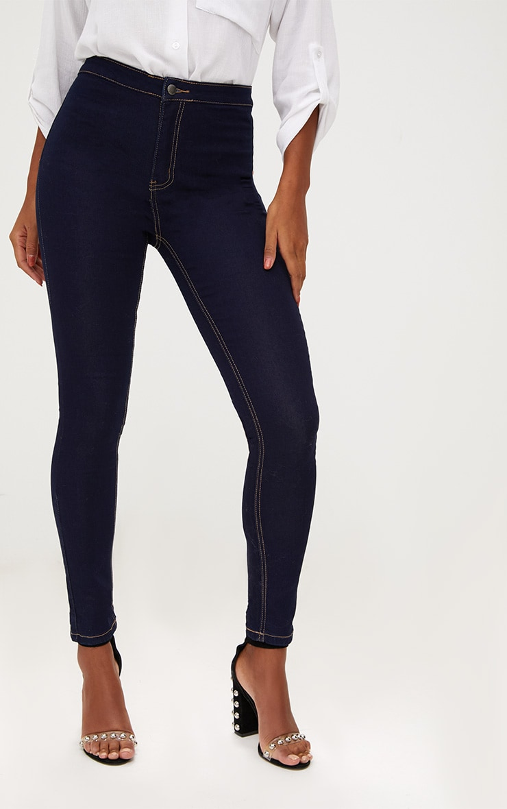 Indigo High Waisted Disco Jean 2