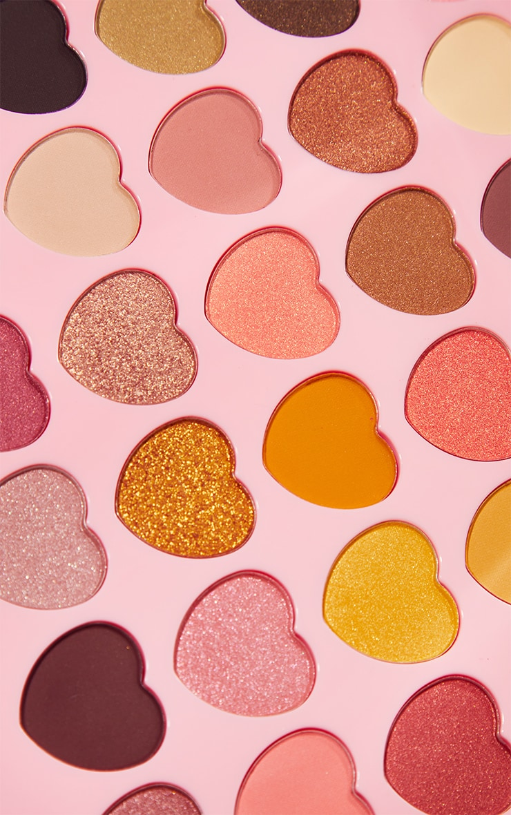 I Heart Revolution Total Heartbreaker Palette 3