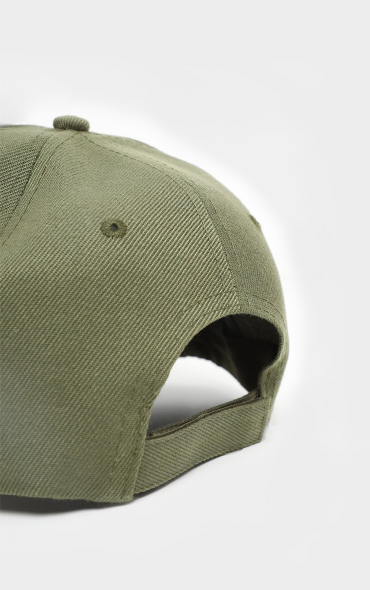 Khaki Cap 3