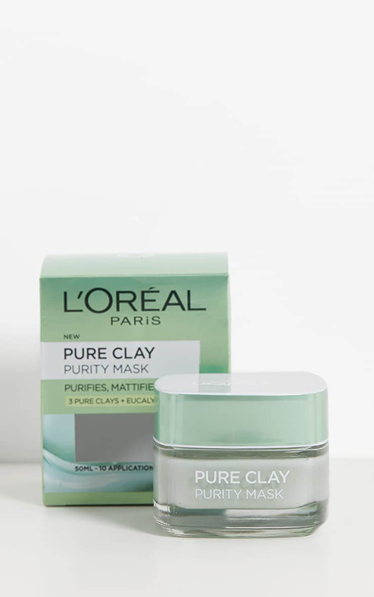 L'Oréal Paris Pure Clay Purity Mask