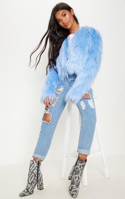 68fe8303a Faux Fur Coat | Women's Faux Fur Jackets | PrettyLittleThing