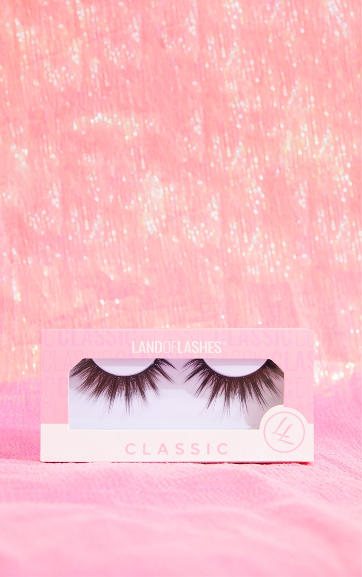 Faux cils Aurora imitation vison - Land of Lashes 1