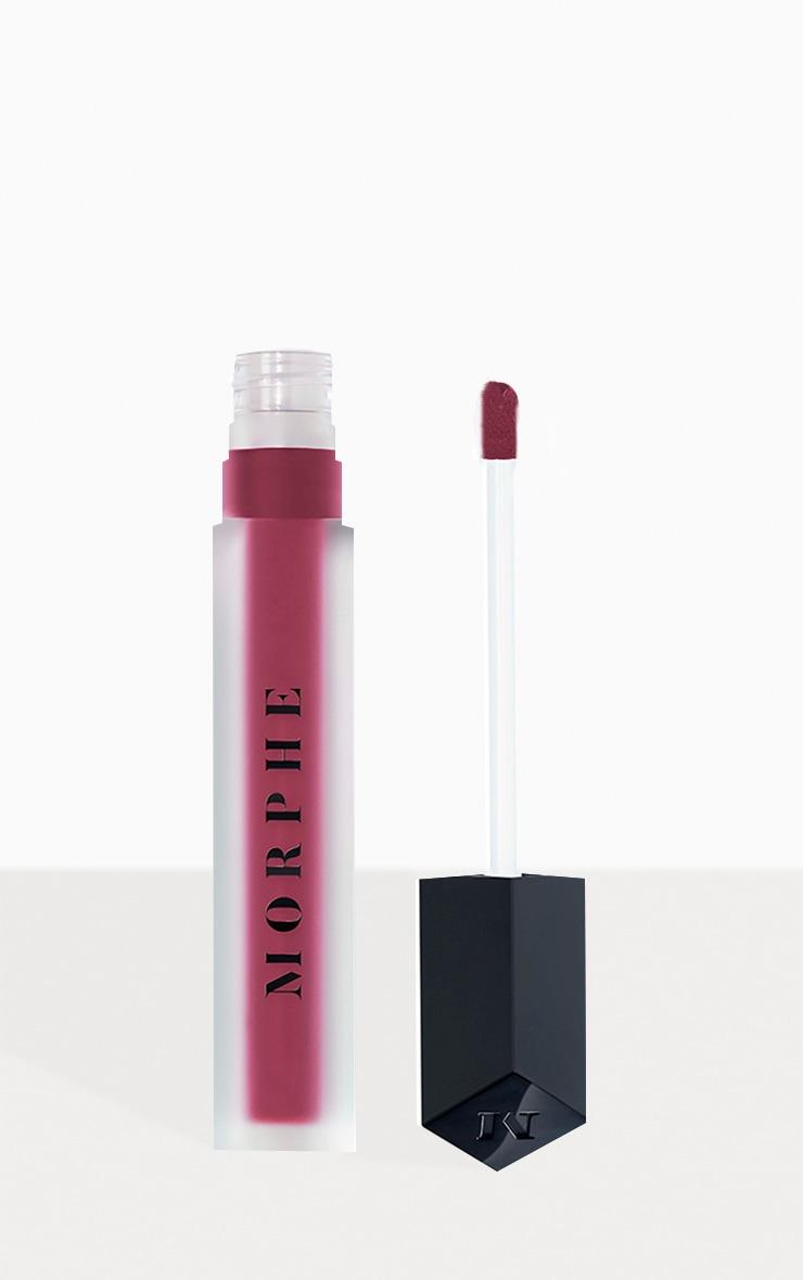 Morphe Matte Liquid Lipstick Mood