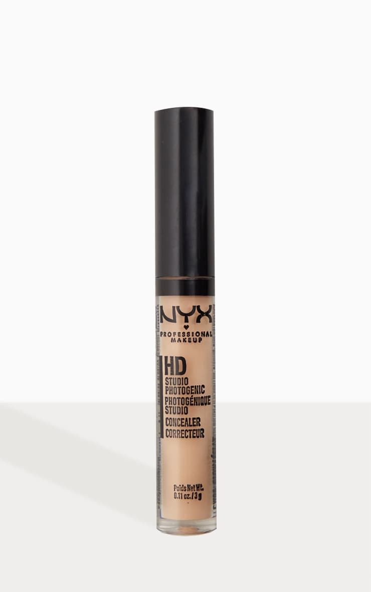 NYX PMU HD Photogenic Concealer Wand Glow 1
