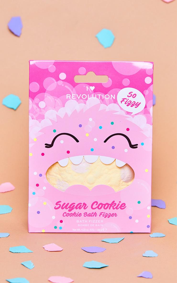 I Heart Revolution Sugar Cookie Fizzer 1