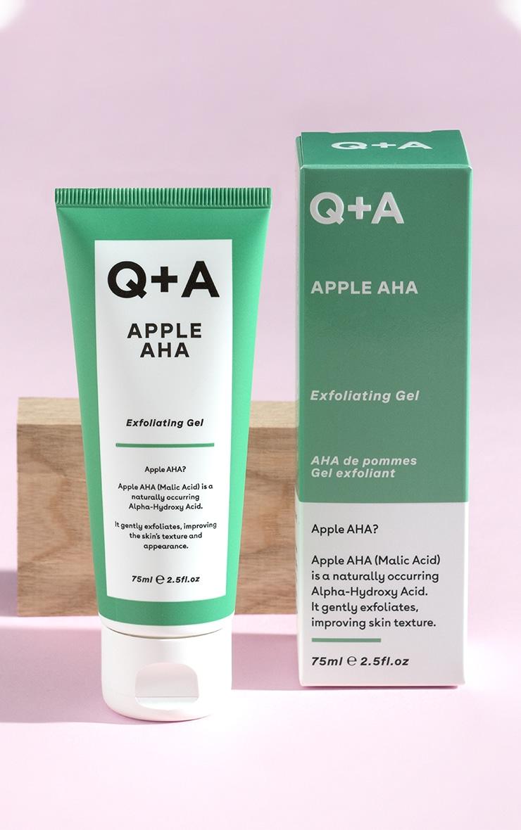 Q+A Apple AHA Exfoliating Gel 4