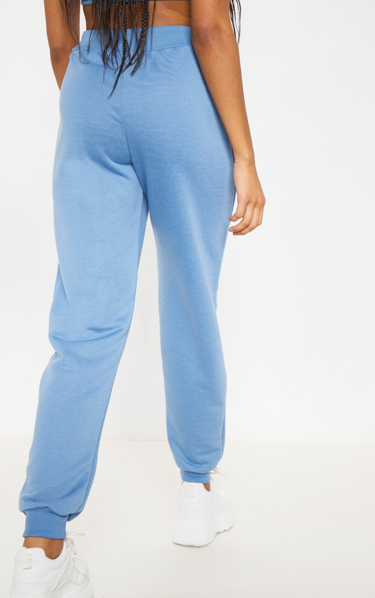 Dusky Blue Ultimate Sweat Jogger 4