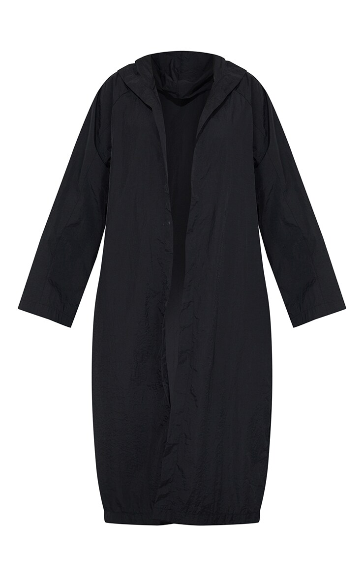 Black Light Weight Hooded Jacket 5