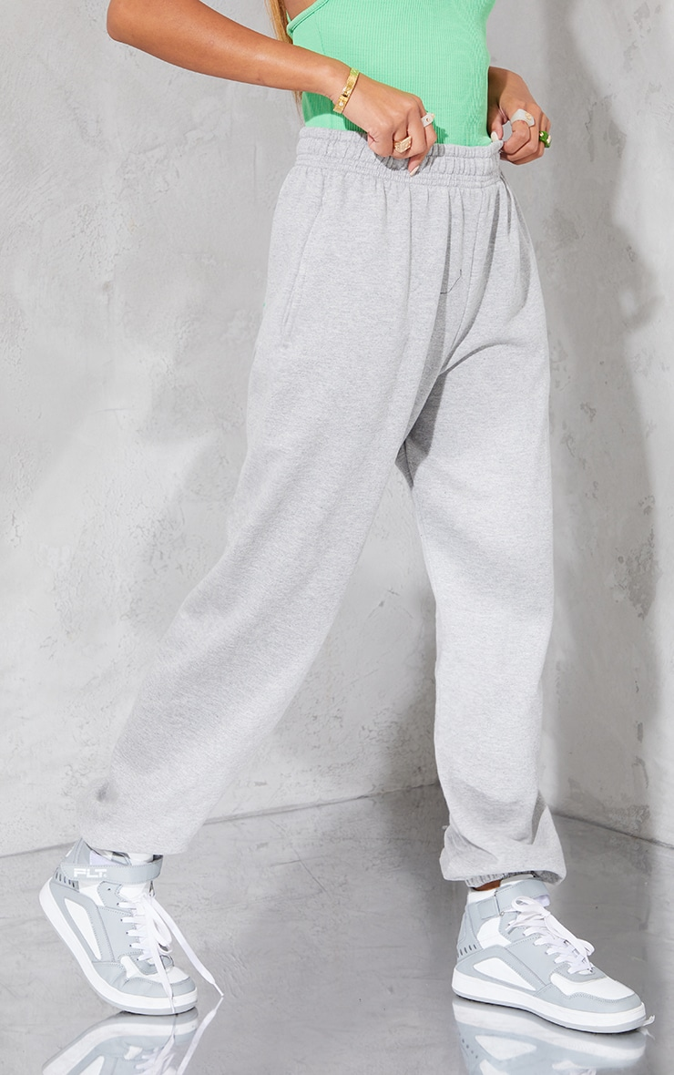 Grey New York Upper East Side Joggers 2