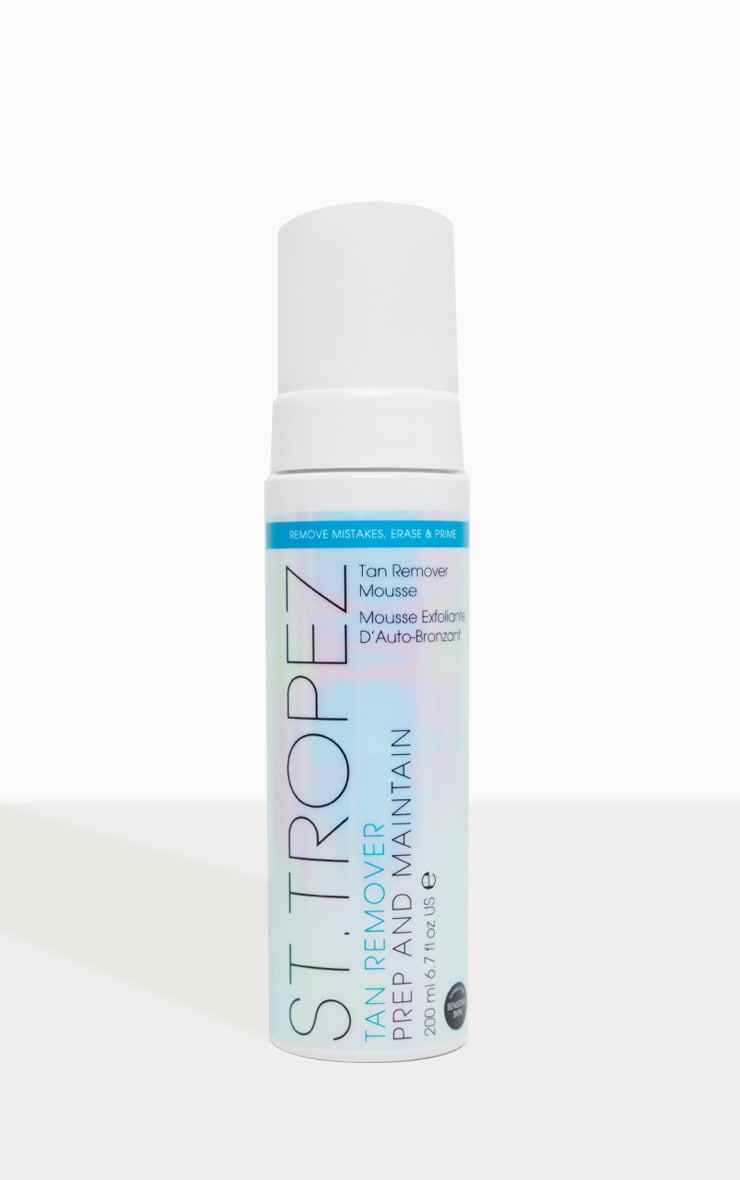 St. Tropez  Prep & Maintain Tan Remover Mousse 200ml 3