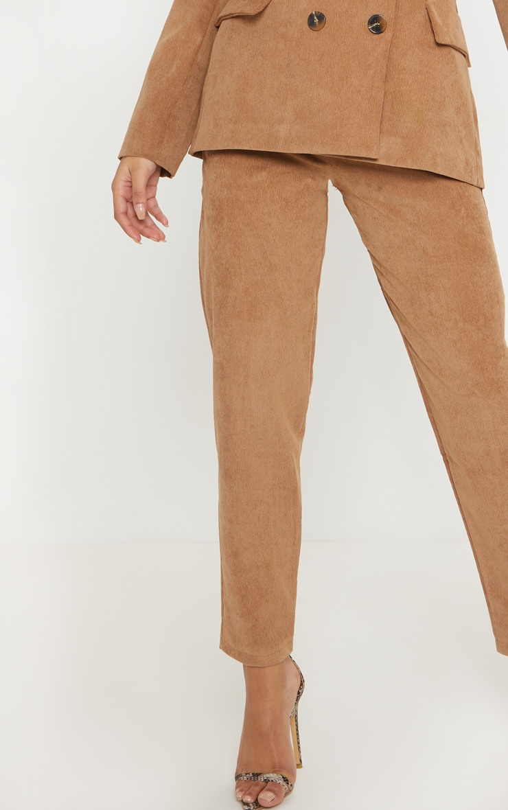 Camel Cord Trouser  5