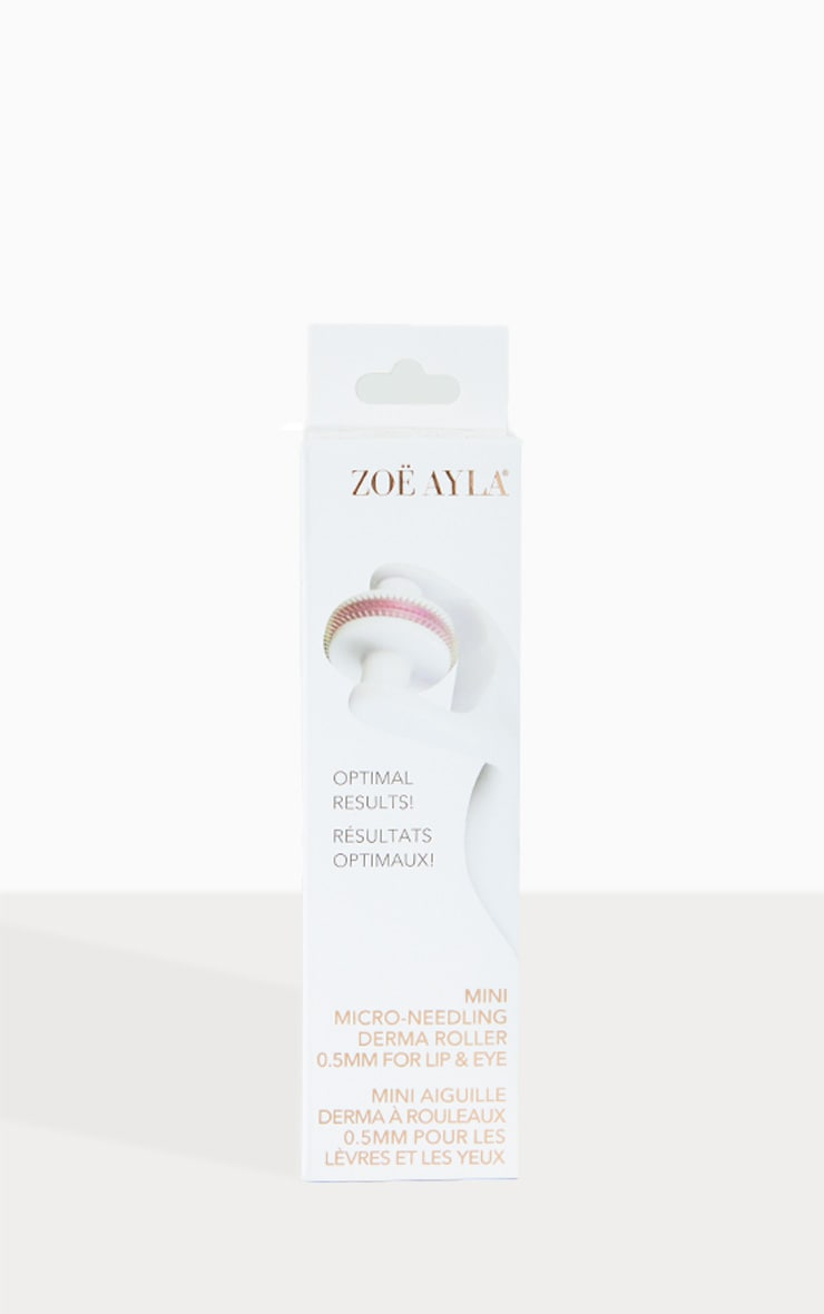 Zoe Ayla Lip + Eye Micro Needler 3