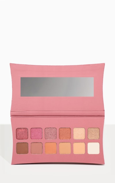Illamasqua Nude Collection Unveiled Artistry Eyeshadow Palette
