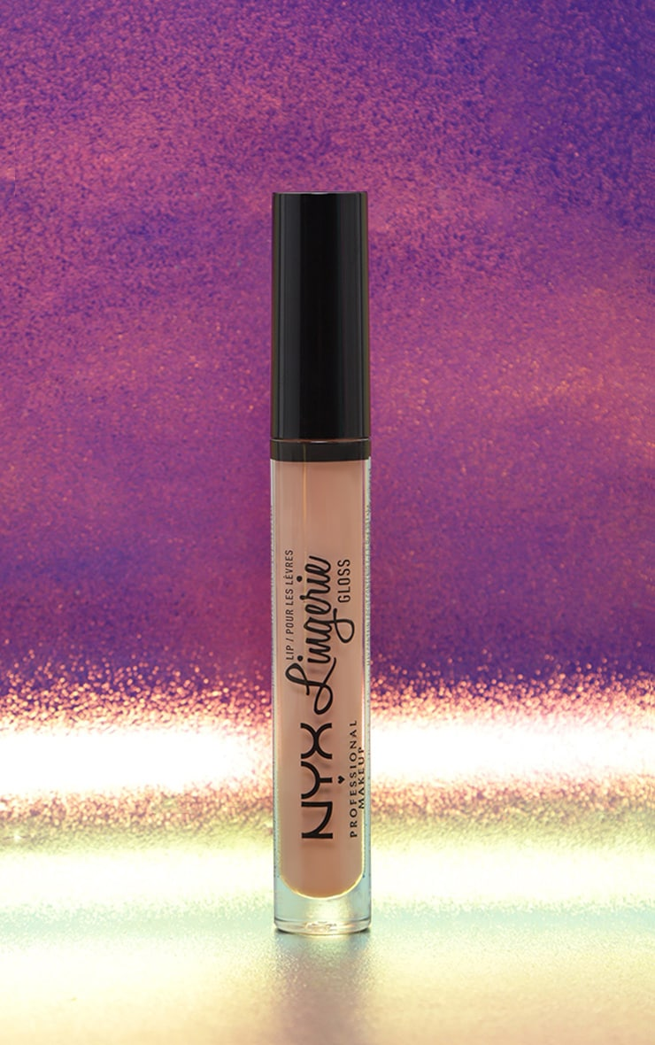 NYX Professional Makeup Lip Lingerie Gloss Butter 2