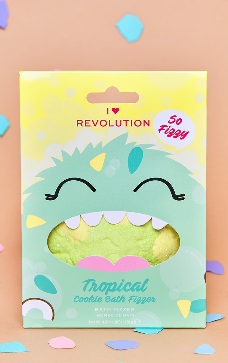 I Heart Revolution Tropical Cookie Fizzer 1