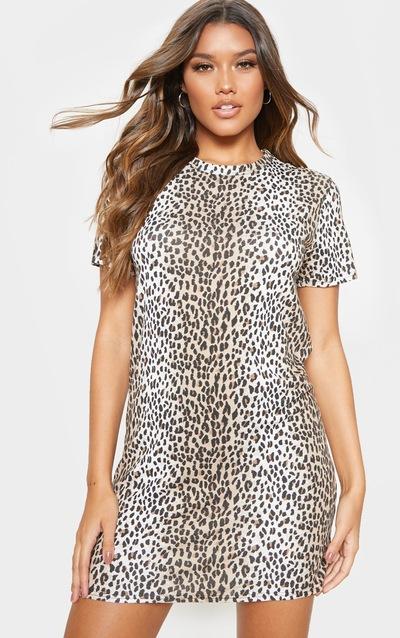 945bb4858487 T-Shirt Dresses | Oversized T Shirt Dresses | PrettyLittleThing
