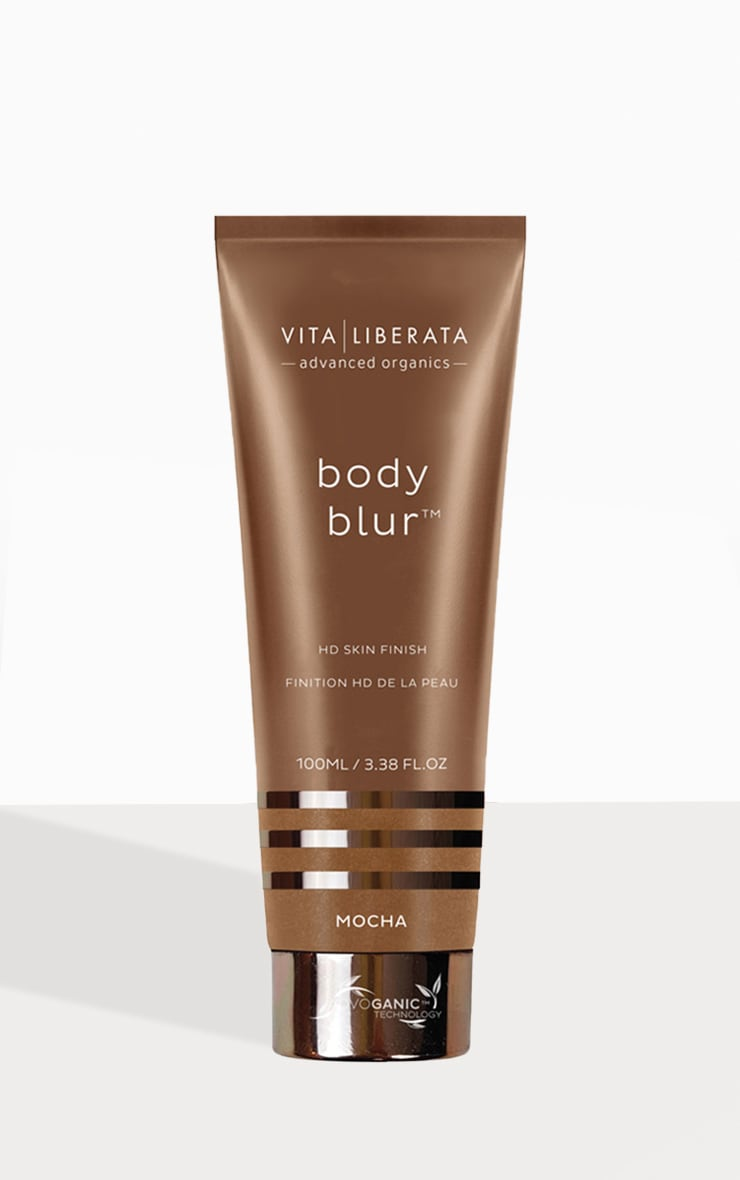 Vita Liberata Body Blur Instant HD Skin Finish Mocha 100ml 1