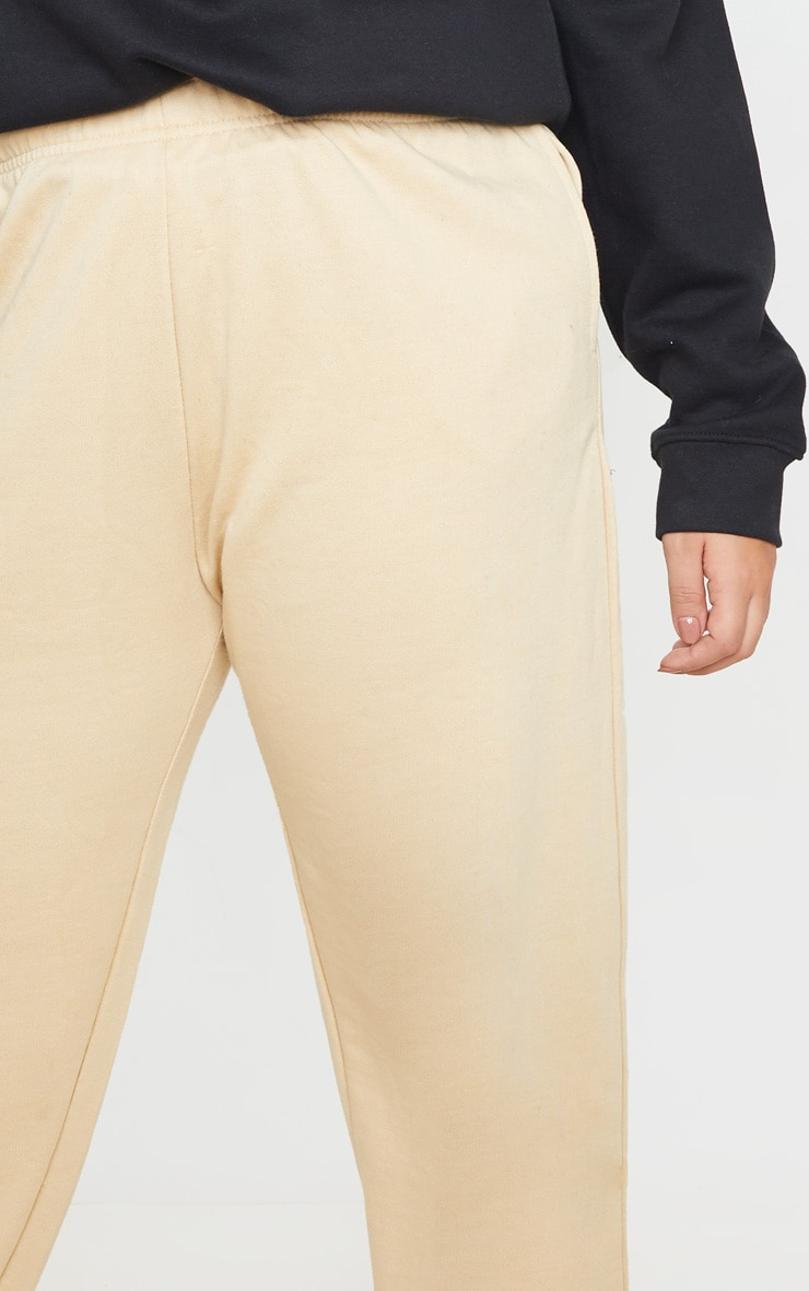Plus Stone Casual Fit Joggers 6