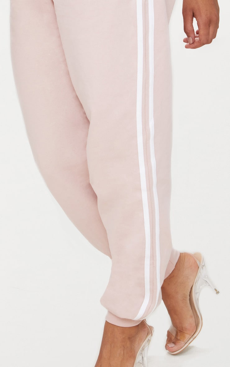Shape Nude Side Stripe Joggers 4