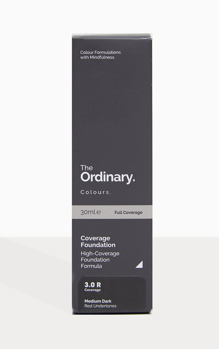 The Ordinary Coverage Foundation 3.0R Medium Dark 2