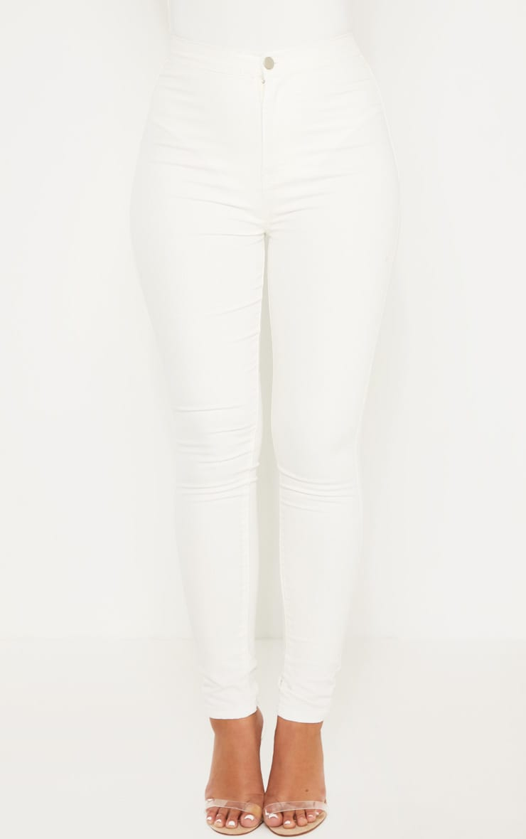 White Denim Jegging 2