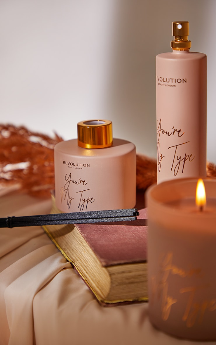 Revolution You Are My Type Reed Diffuser 2