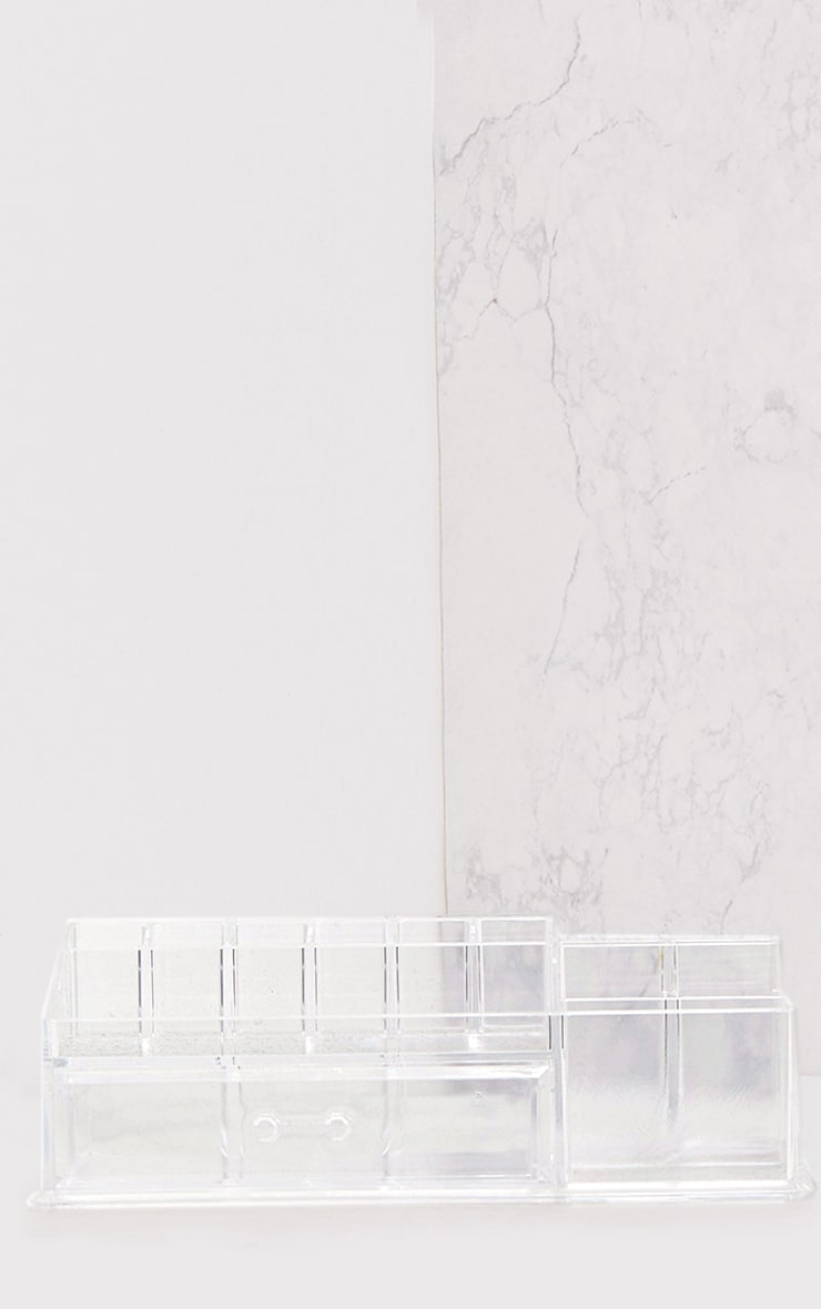 Technic Clear Cosmetics Organiser 4