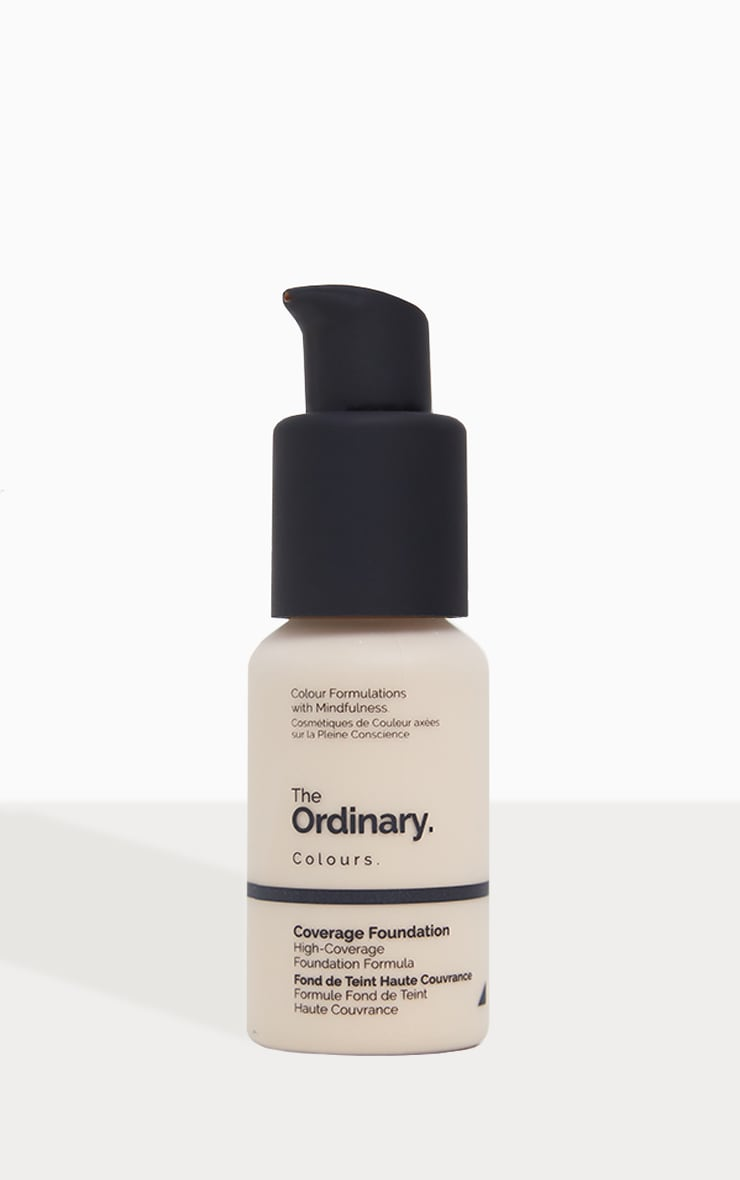 The Ordinary Coverage Foundation 1.0NS Very Fair 1