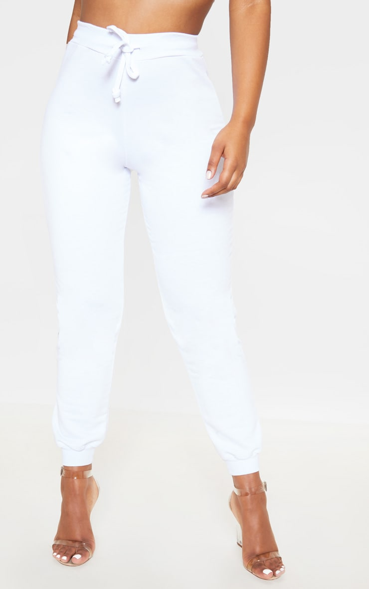 White Ultimate Jogger 2