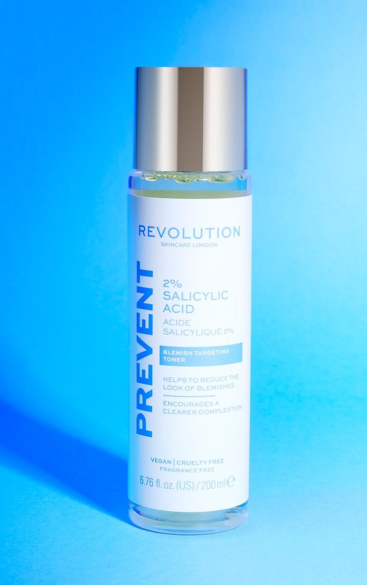 Revolution Skincare 2% Salicylic Acid Toner 1