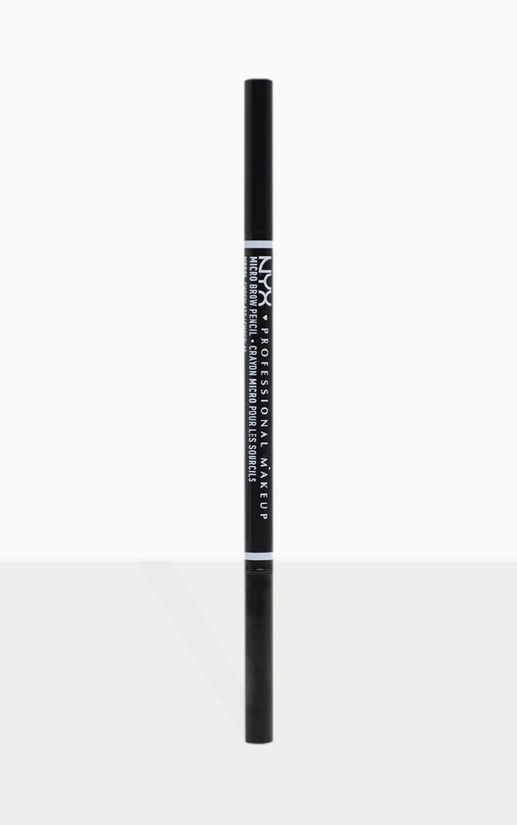 NYX PMU Micro Brow Pencil Chocolate 2