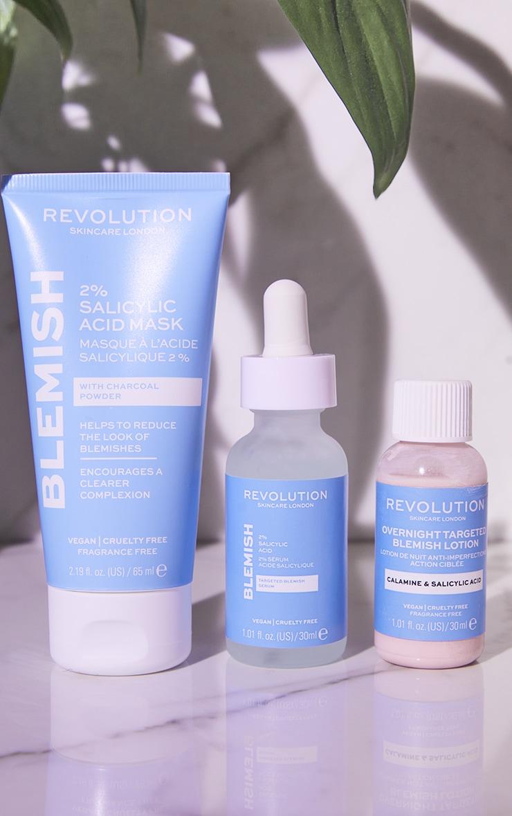 Revolution Skincare Targeted Blemish Serum 2% Salicylic Acid 4