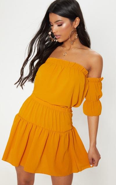 Black Chiffon Frill Hem Mini Skirt Pretty Little Thing Clearance Online Ebay For Cheap Online zvcFTRMns
