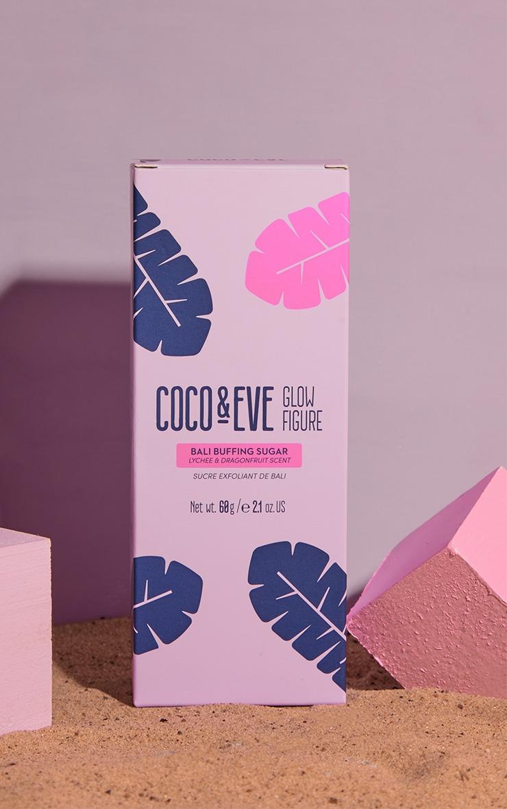 Coco & Eve Glow Figure Bali Buffing Sugar Travel Size 2