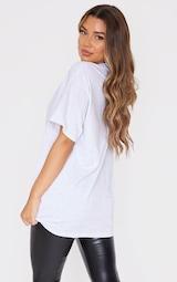 Grey Boyfriend T Shirt 2