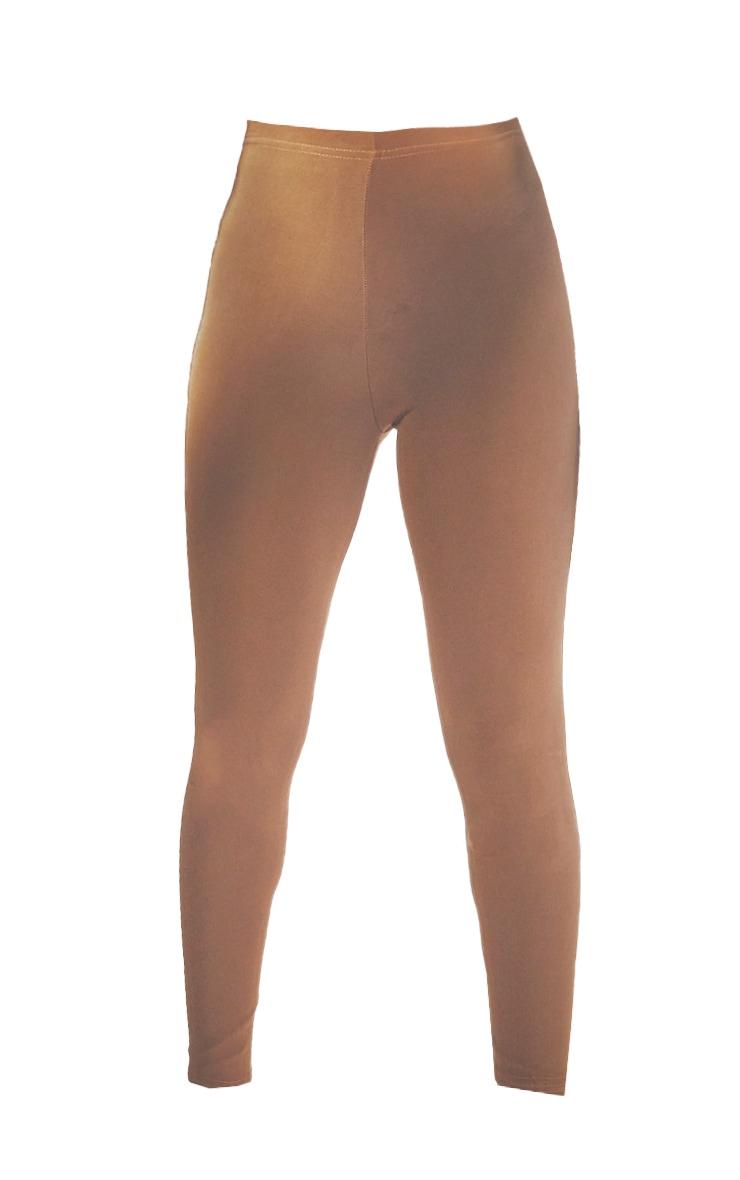 PLT Seconde Peau - Legging taille haute brioche 5