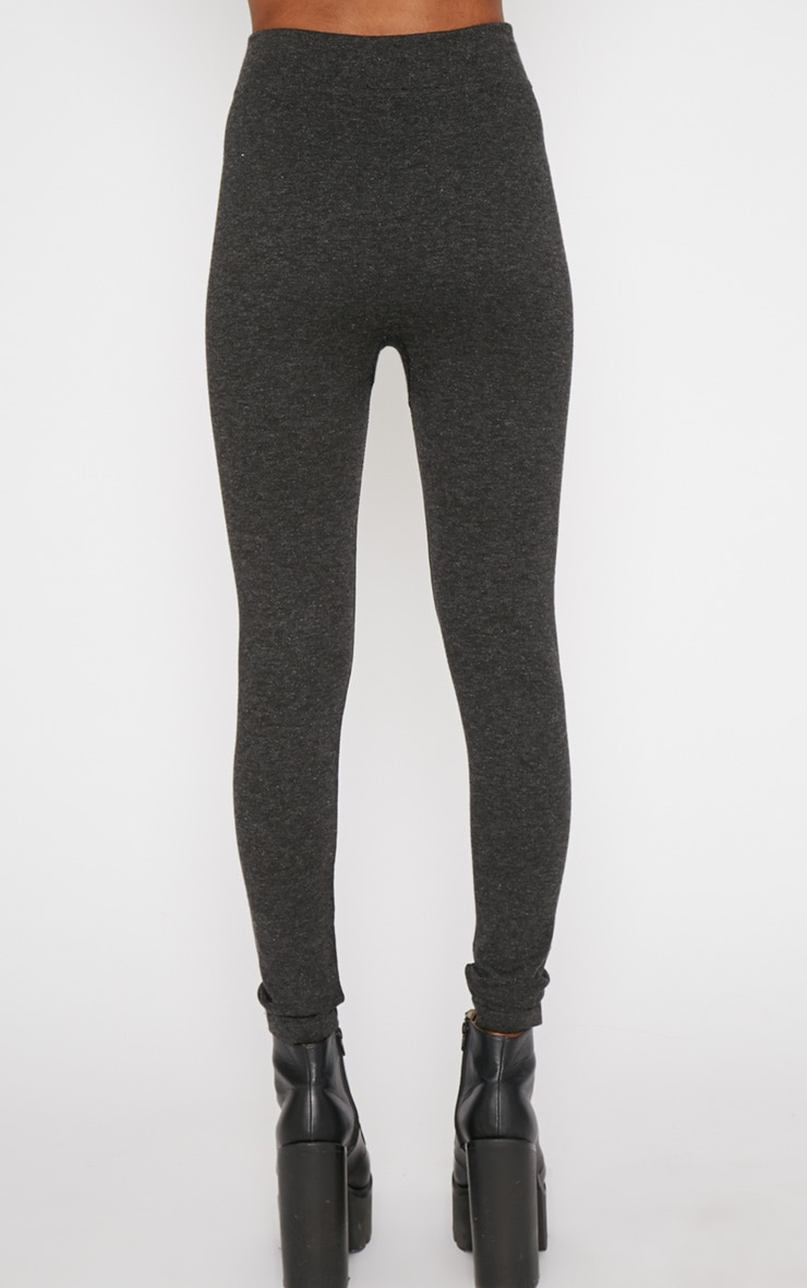 Nadia Grey Wool Legging -L/XL 2