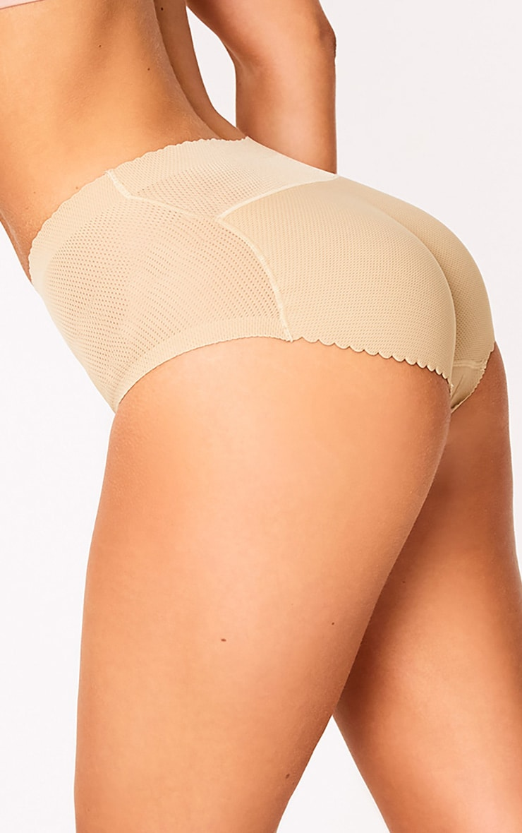 Nude Shapewear Padded Control Pants 1