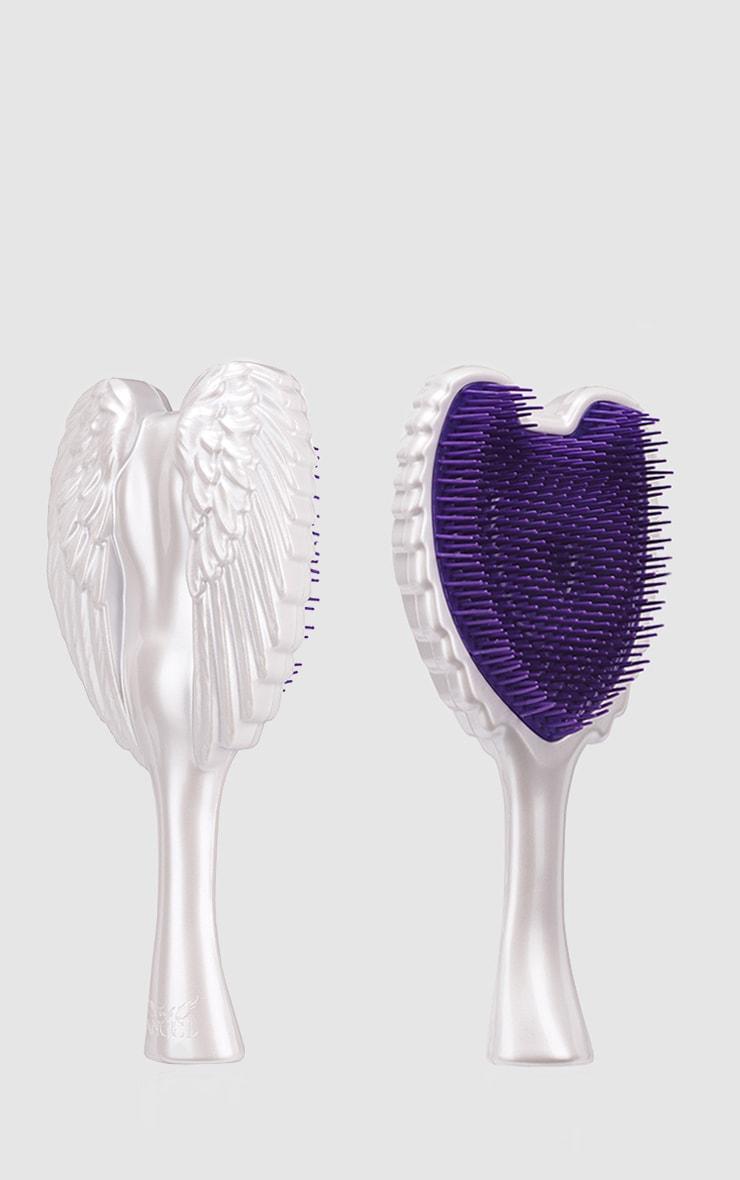 Tangle Angel Classic Hairbrush - Wow White