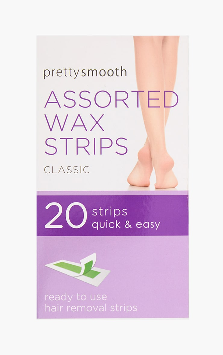 Multi Pack Assorted Classic Wax Strips
