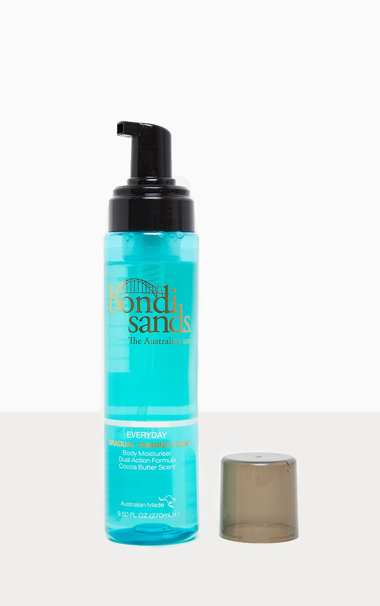 Bondi Sands Everyday Gradual Tanning Foam 3