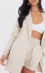 Petite Stone Oversized Suit Blazer 4