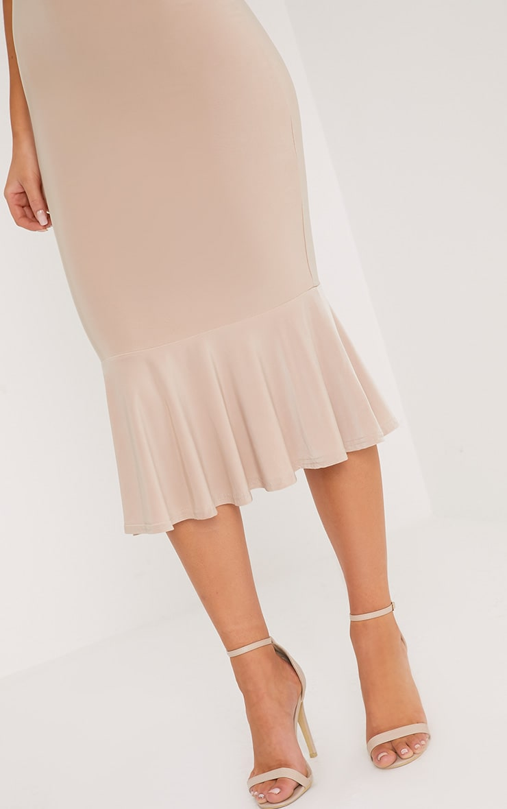 Tasha Stone Drop Hem Midaxi Dress 5