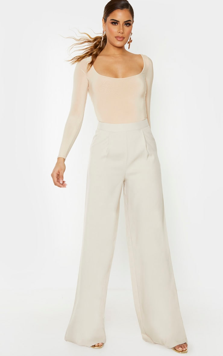 Tall Stone Extreme Wide Leg Trouser 1