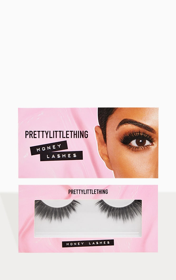 PRETTYLITTLETHING Honey Lash 1