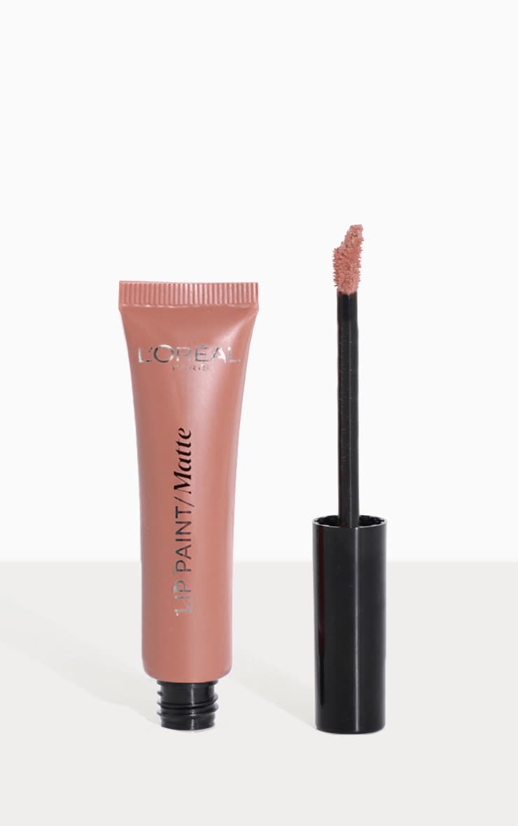 L'Oréal Paris Infallible Nudist Matte Lip Paint 210 Dead Lips 3