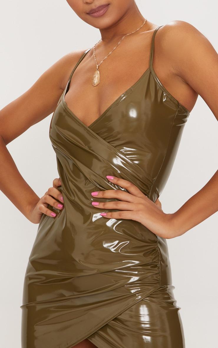 Green bodycon wrap dress business plan pdf