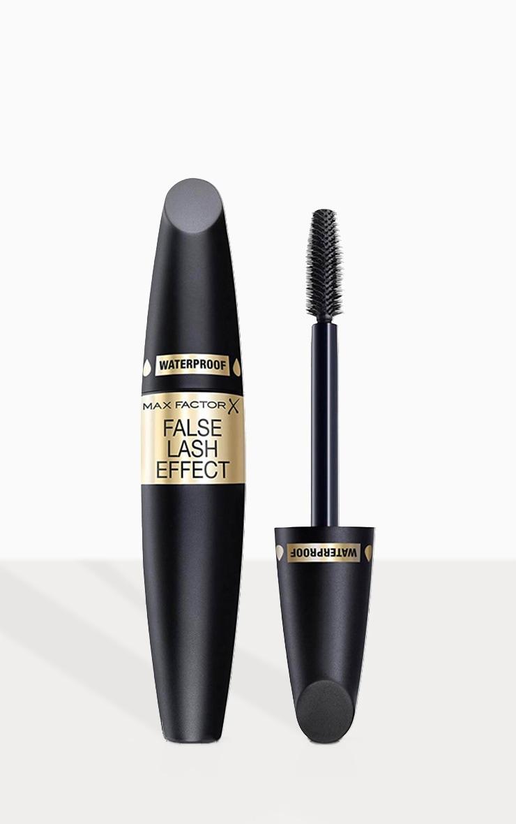 Max Factor False Lash Effect Waterproof Mascara Black 1