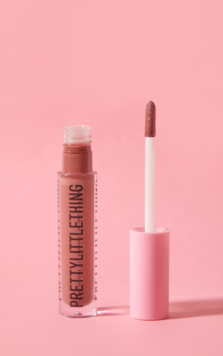 PRETTYLITTLETHING Lip Gloss In The Buff 2