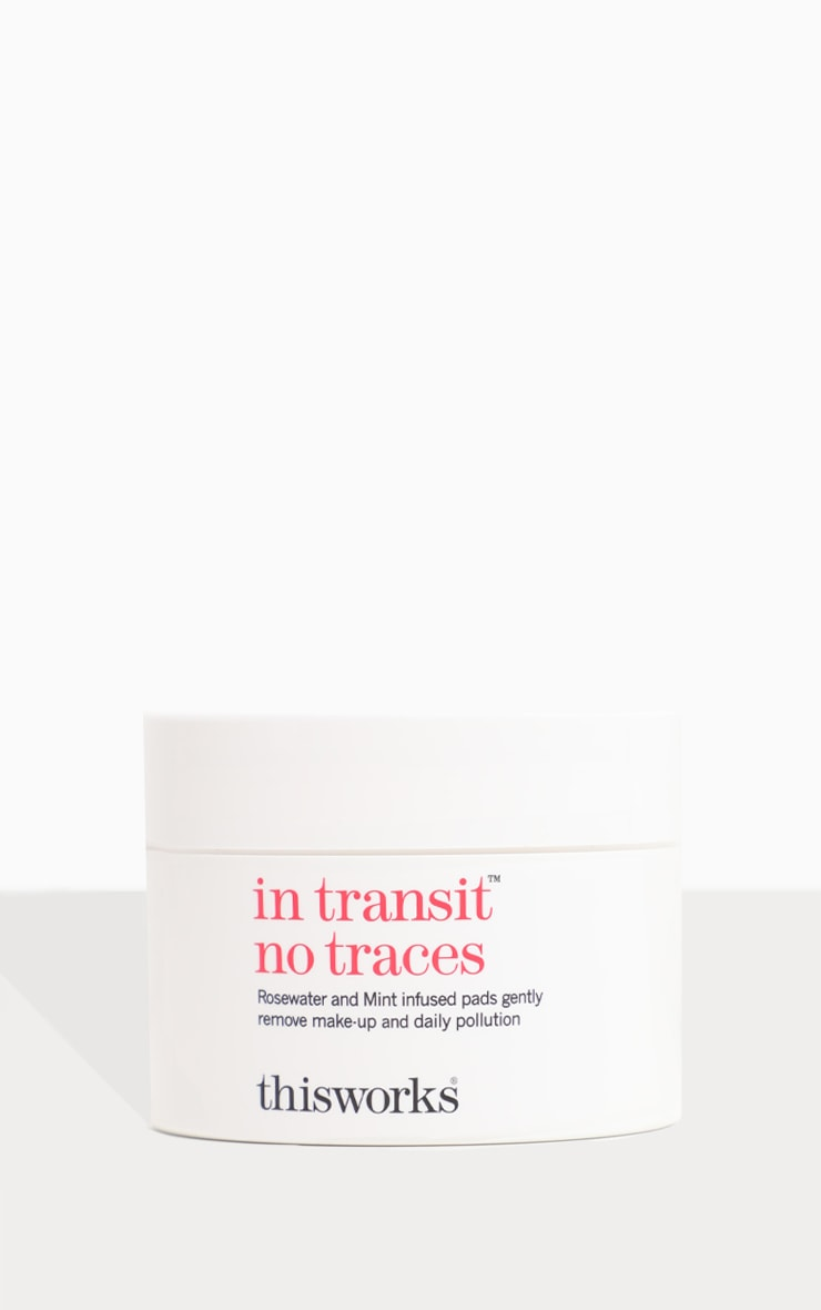 This Works In Transit No Traces Cleansing Pads 60Pcs 5